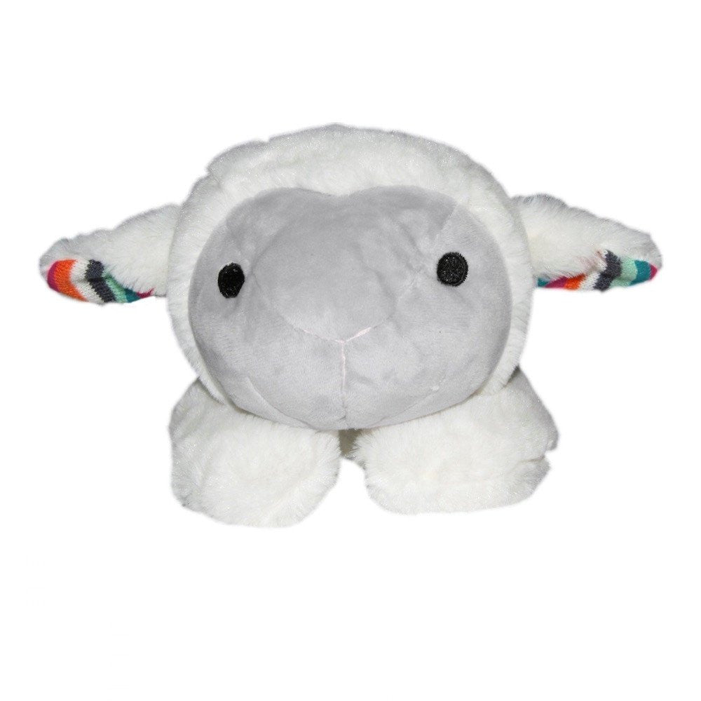 Heartbeat Soft Plush Toy - Liz the Lamb (ZAZU)