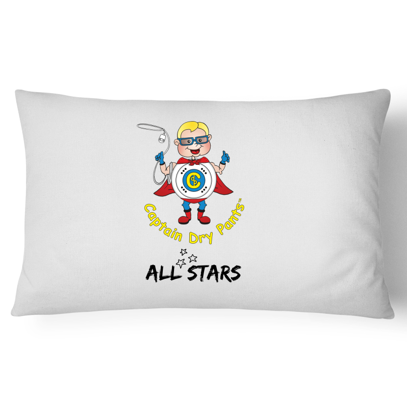 Pillow Case - Captain Dry Pants All Stars Team (Character)
