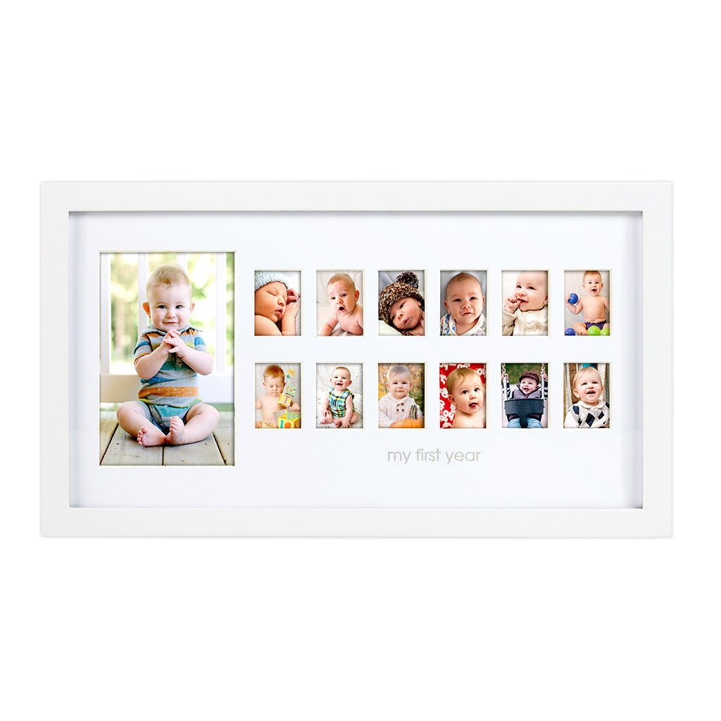 Photo Moments Frame - WHITE (Pearhead)