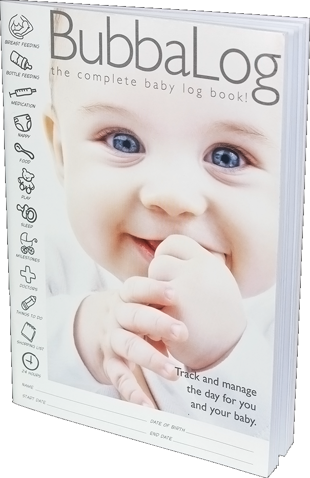 BubbaLog - The Complete Baby Log Book