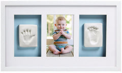 Babyprints Deluxe Wall Frame - WHITE (Pearhead)