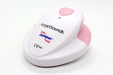 AngelSounds Fetal Doppler & Recorder (Pink)