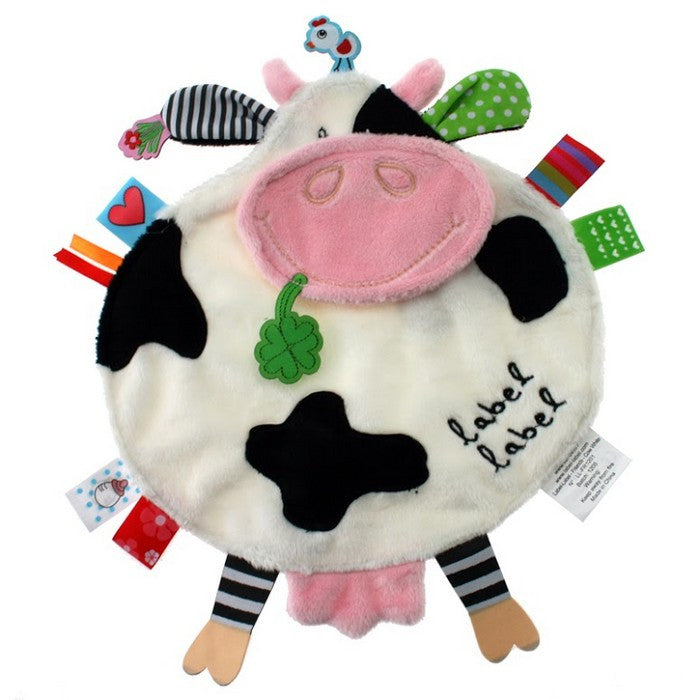Label Label Friends Comforter - Cow