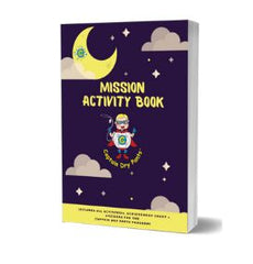 Captain Dry Pants Mission Activity Book
