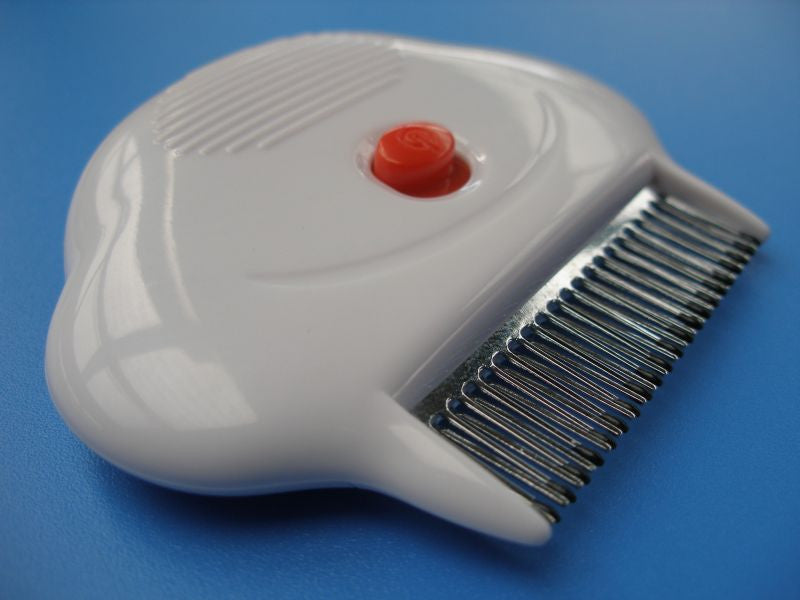 Electronic Head Lice Comb