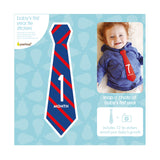 Baby's First Year Tie Stickers - (Pearhead)