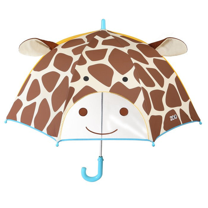 Zoobrella Little Kid Umbrella - Giraffe