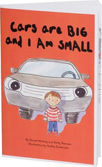 Illustrated Safety Book - Cars Are Big & I Am Small