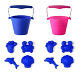 Scrunch Buckets & Scrunch Moulds Set
