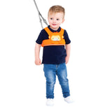 ToddlePak Toddler Reins - Bert (Blue)