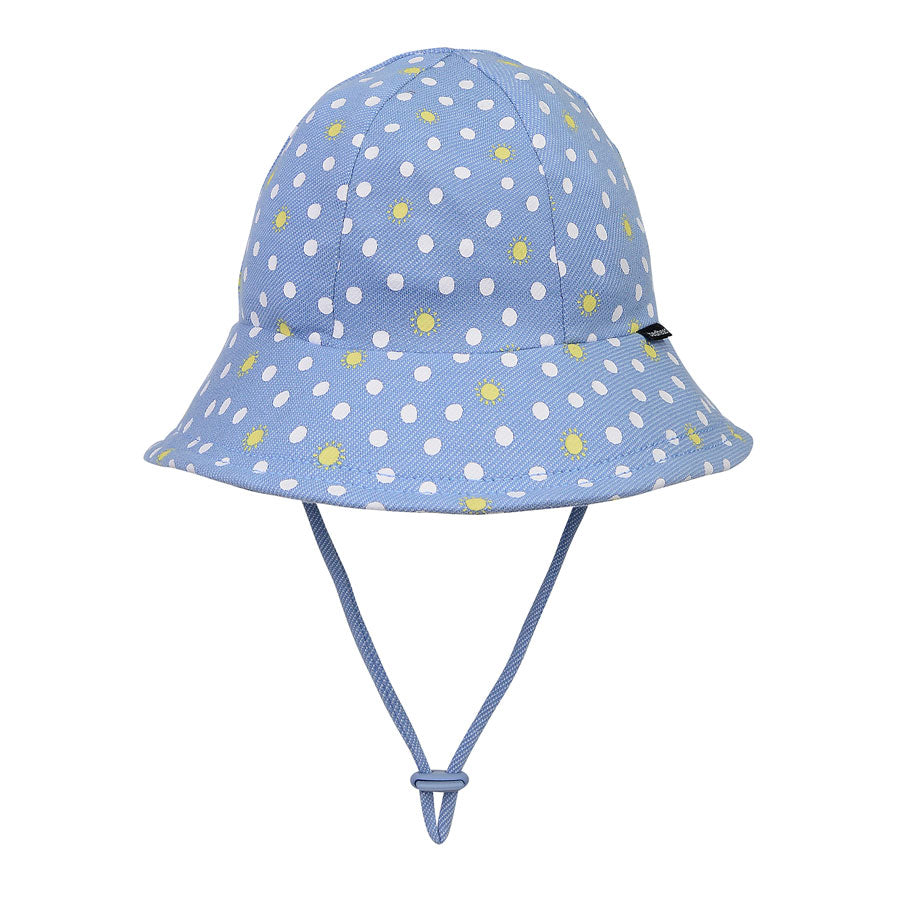 Bedhead Toddler Unisex Bucket Hat (6 mths -2 yrs) - Spots