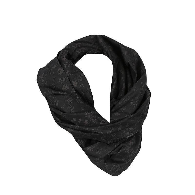 KissKiss HugHug Breastfeeding Scarf - Classic Black