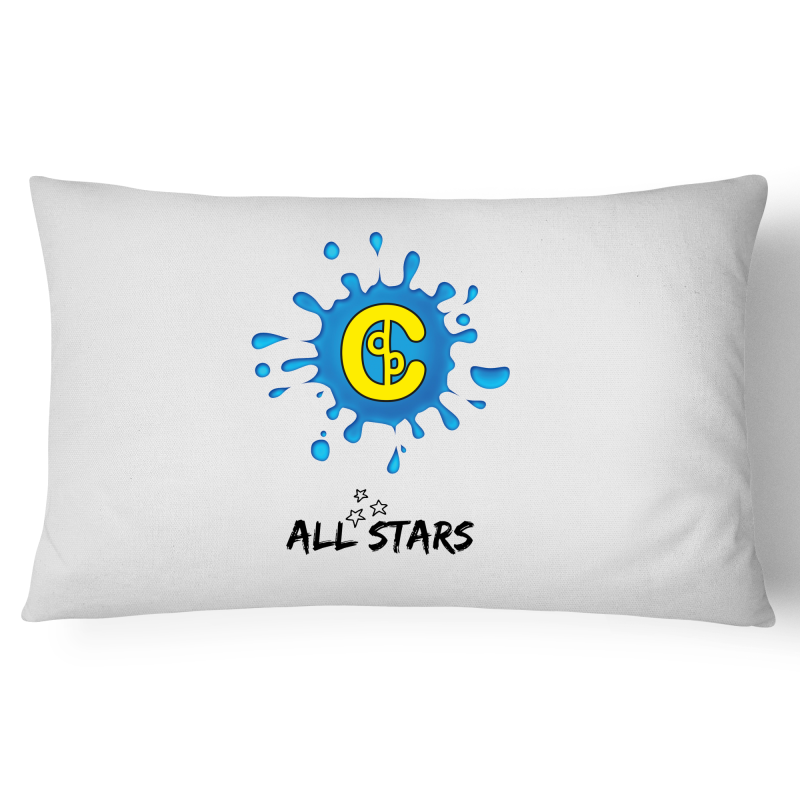 Pillow Case - Captain Dry Pants All Stars Team (Splat Attack)