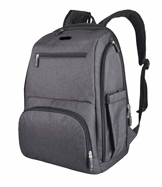 La TASCHE Metro Backpack Nappy Bag