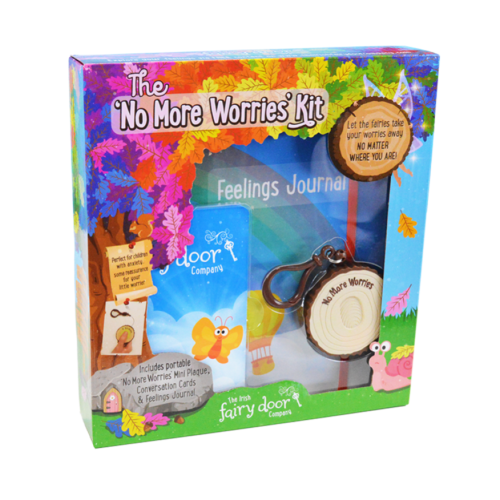 The 'No More Worries' Kit (The Irish Fairy Door Company)