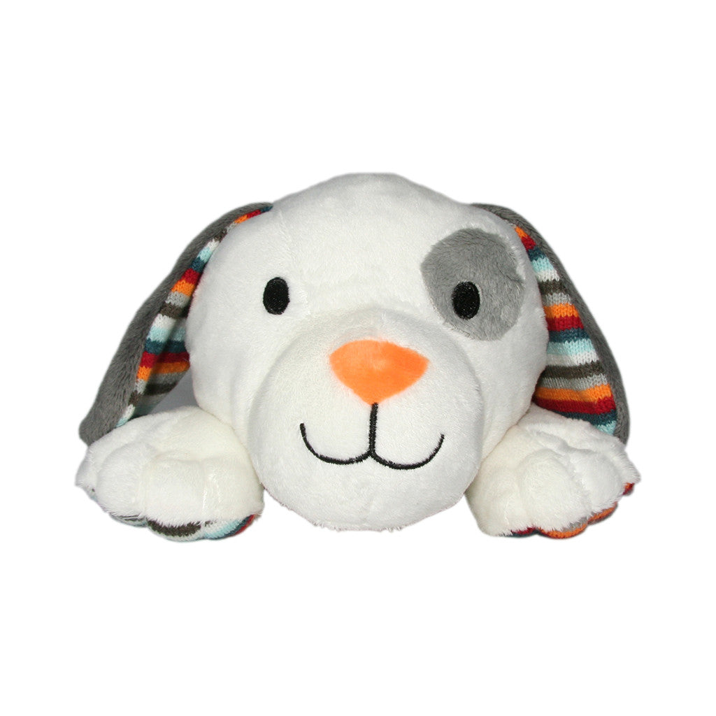 Heartbeat Soft Plush Toy - Dex the Dog (ZAZU)