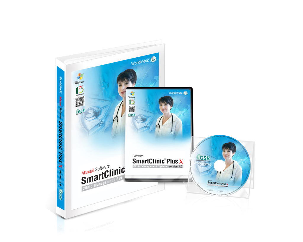 SmartClinic 4.0 Plus X