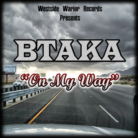 Btaka - On My Way - Digital Single MP4