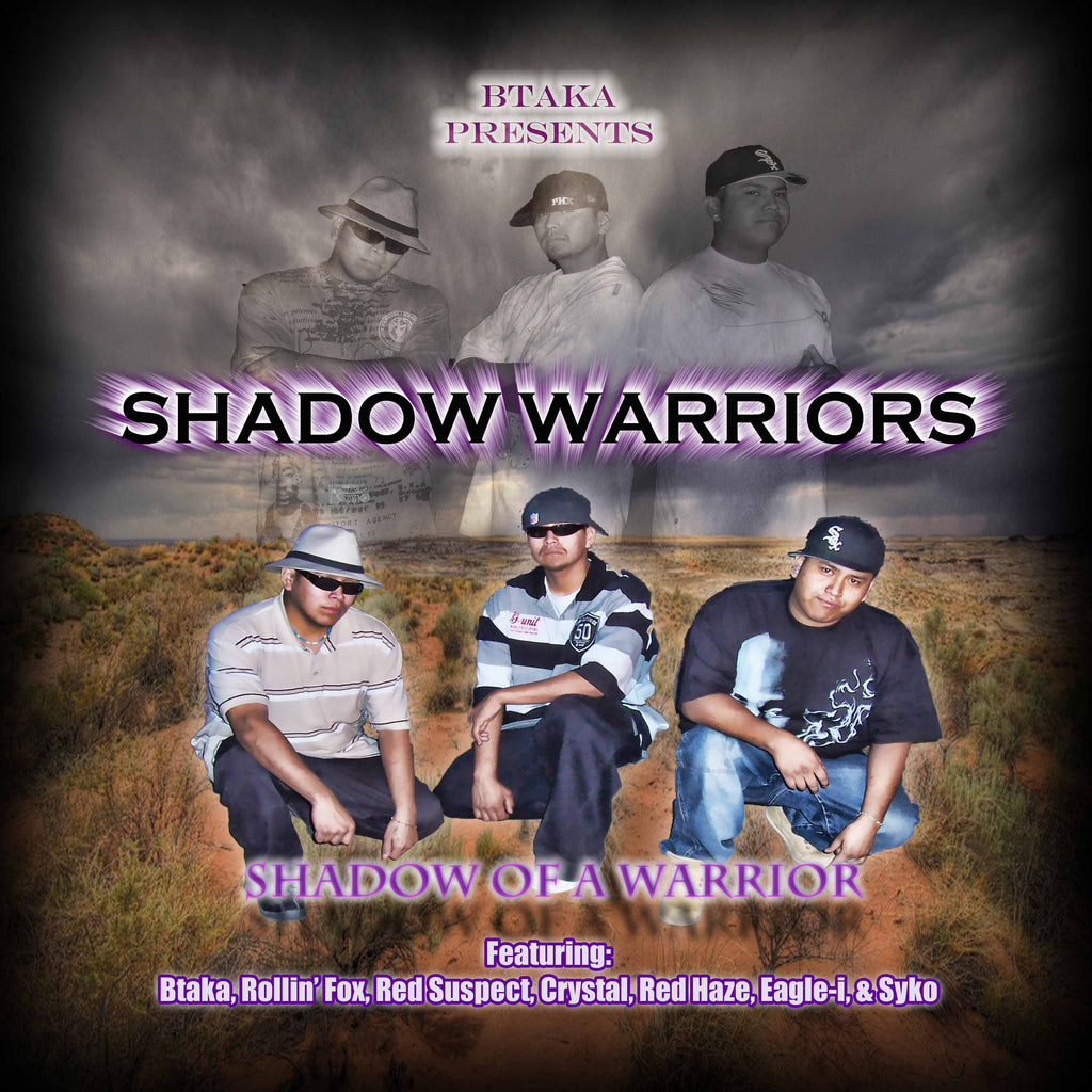 Shadow Warriors - Shadow Of A Warrior - CD
