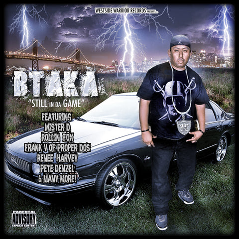 Btaka - Still In Da Game - CD