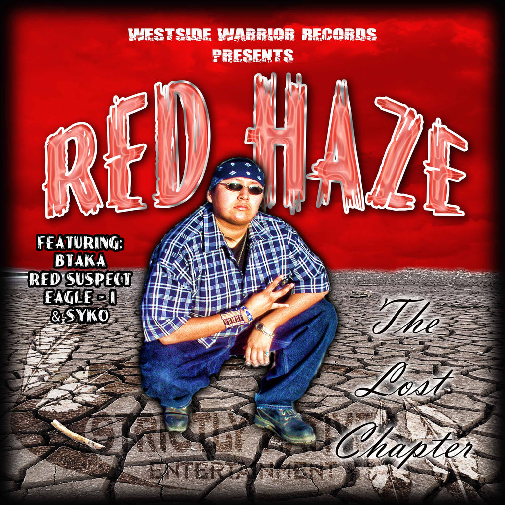 Red Haze - The Lost Chapter - CD