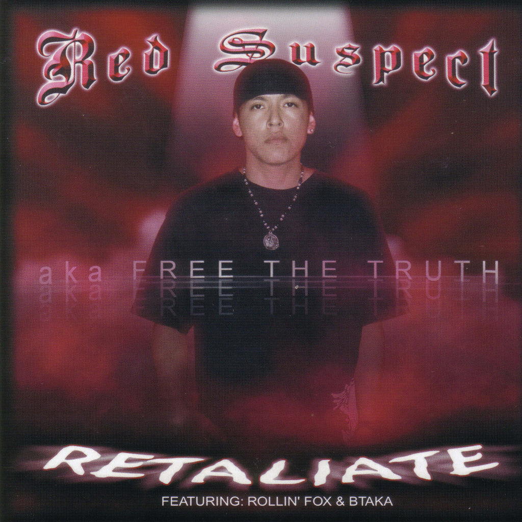 Red Suspect - Retaliate - CD
