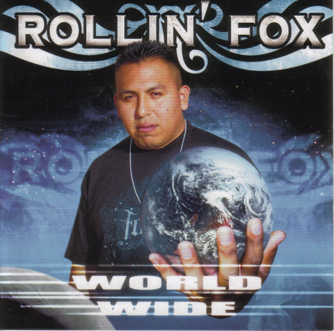 Rollin' Fox - Worldwide - CD