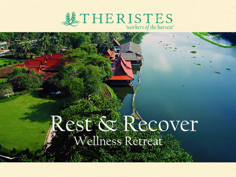 Rest & Recover Wellness Retreat - Brochure