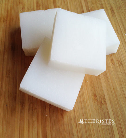 100% Pure Coconut Oil Soap - Pure and Gentle Cleansing