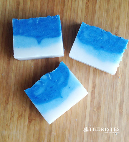 Take Me to the Sea 100% Natural Coconut Oil Soap
