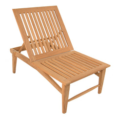 #3006 Sol - Lounge Chair in Teak