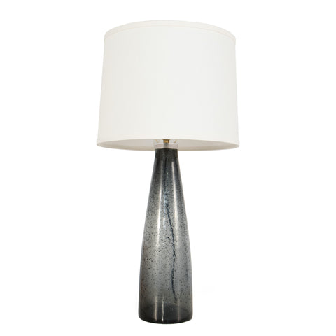 #105 Table lamp in Glass