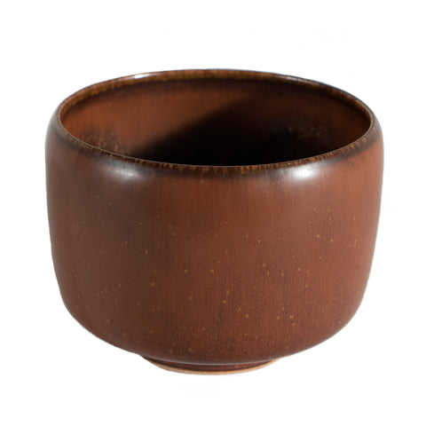 #1061 Table Lamp in Brass and Black Metal by Christian Dell