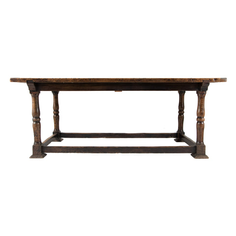 #15 Baroque Table in Walnut