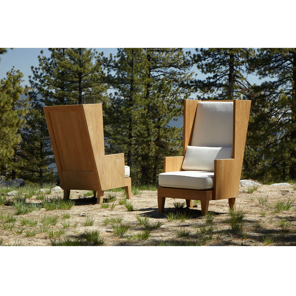 3002 storm - outdoor wingback chair in teak – liefalmont