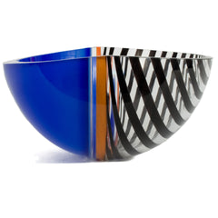 #162 Glass Bowl by Anja Kjaer and Darryl Hinz