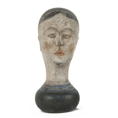 #2181 Mannequin Head in wood