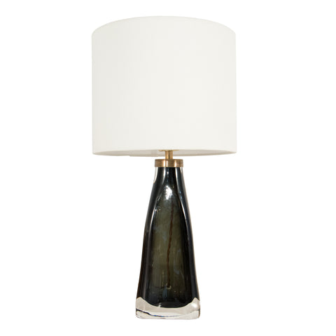 #262 Green Table Lamp by Carl Fagerlund