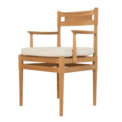 #3010 Moln - Outdoor Armchair in Teak