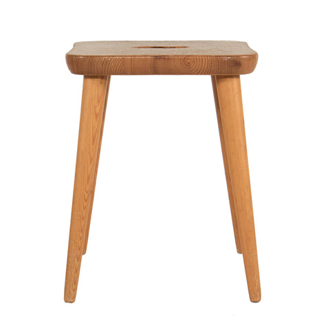 #304 Stool in Pine