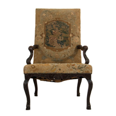 #329 French Baroque Chair