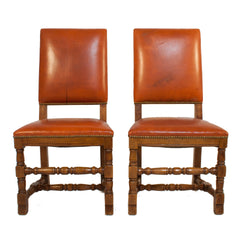 #345 Baroque Style Chairs