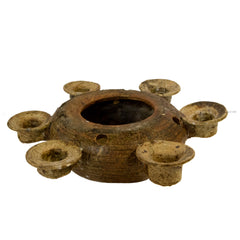 #348 Ceramic Candle Holder