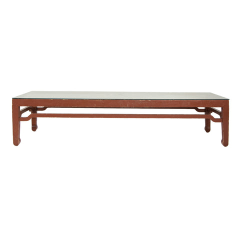 #530 Chinese Ming Dynasty Coffee Table