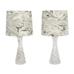#642 Pair of Table Lamps by Carl Fagerlund