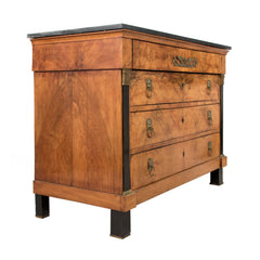 #672 Empire Chest in Walnut