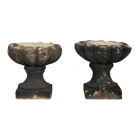 #701 Pair of Rococo Style Columns