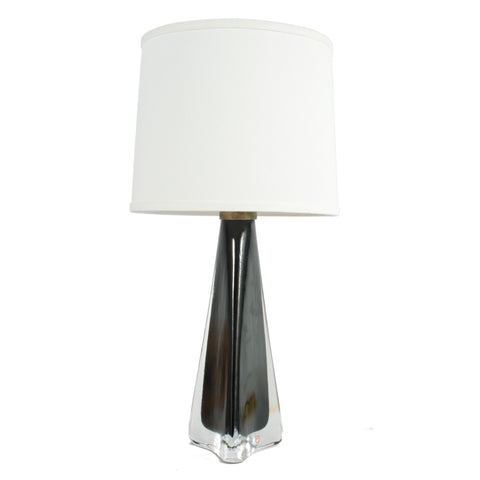 #704 Black Table Lamp by Carl Fagerlund