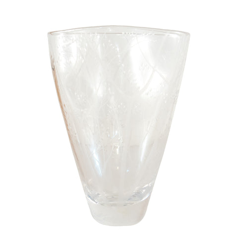 #707 Vase in Glass by Vicke Lindstrand