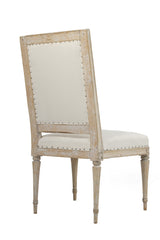 #791 Pair of Gustavian Chairs
